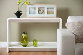 white console table  white console table with drawers and shelves