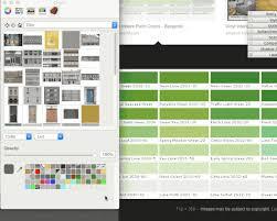 Commercial Paint Chip Color Approximaton Technical