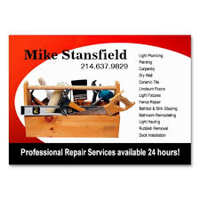 handyman business home repair handyman business card business cards business and