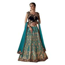 Skirt Top Stitching Designs Amazon Com Festival Bridal Indian Wedding Designer Heavy