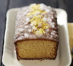 Lovely Lemon Drizzle Loaf Recipe Bbc Good Food