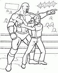 Small Picture Roman Wwe Coloring BookWwePrintable Coloring Pages Free Download