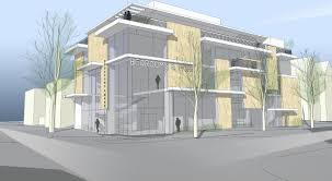 office exterior design. Exterior Rendering Of Bedrooms \u0026 More By Stuart Silk Architects Office Design