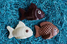 """Résultat de recherche d'images pour """"poisson de paques en chocolat"""""""