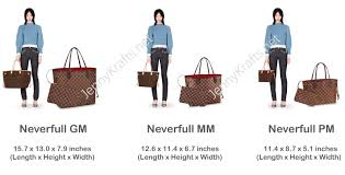 Louis Vuitton Neverfull Size Chart Ultimate Guide Of The Best Luxury Designer Tote Bags In 2019