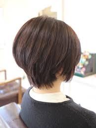 首もとすっきりのミセスショートが人気 香川県高松市で大人女性に