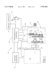 patent us shift by wire transmission system patents patent drawing