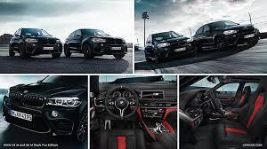 2018 bmw black.  bmw bmw x5 m and x6 black fire edition intended 2018 bmw black