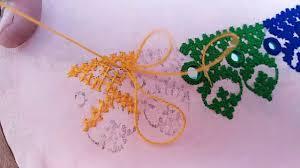 Sindhi Kadhai Design Hand Embroidery Sindhi Design Sindhi Stitch Jhumka Design Part 2