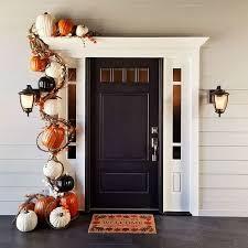 front door decorAutumn Front Door Decoration Ideas DIY Projects Craft Ideas  How