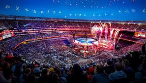 Metlife Stadium Wrestlemania 35 Seating Chart Details On The Real Wrestlemania 35 Attendance Number