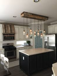 collect idea strategic kitchen lighting. Mason Jar Light And Faux Oven Hood (pallet Wood) White Cupboards But Some Colour, Warm Lights, Rustic Wood. Collect Idea Strategic Kitchen Lighting U