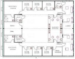 Specialty Modular Inc  Floor Plans For Prefab BuildingsDoctor Office Floor Plan