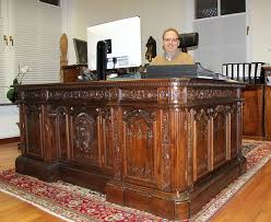 desk in oval office. Desk In The Oval Office. Simple Office Our Reproduction Of Presidentu0027s Resolute Inthe