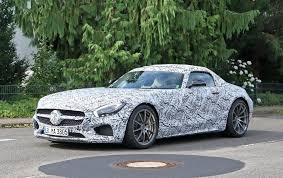 Mercedes-AMG reveals GT Roadster and GT C Roadster by CAR Magazine