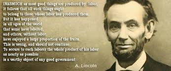 Abraham Lincoln Quotes On Slavery Stunning Comrade Abraham Was President Lincoln A Closet Marxist Nomadic