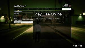 how to make a private session in gta
