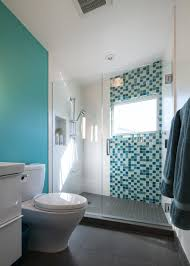 Accent Wall Bathroom 18 Turquoise Bathroom Designs Decorating Ideas Design Trends