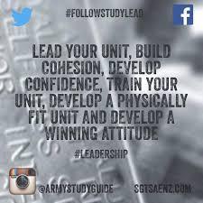 word essay on army leadership