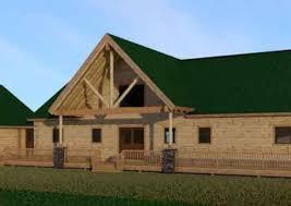 log homes designs. mt. shasta, ca (l11448) log homes designs