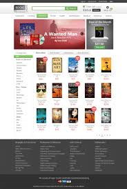 Free Ecommerce Website Templates Free Bookstore Website Template Psd Free Psd Webdesign Layout 21
