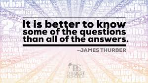 james thurber on some of the questions the best schools james thurber some of the questions