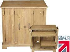 hideaway desks home office. solid pine desktrifolding hideaway workstation desk hidden home office bureau desks