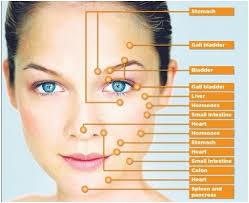 Acupressure Face Chart Acne Breakout Face Chart Www Bedowntowndaytona Com