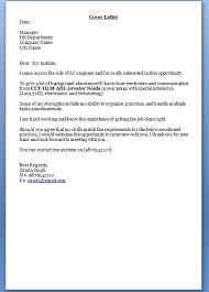 Cover Letter For Hr Fresher Job Cover Letter For Mba Hr Fresher