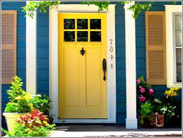 how to build a front doorHow To Build A Front Porch With The White Door