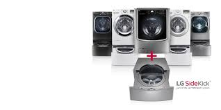Compact Front Load Washers Lg Front Load Washer Washing Machine Solutions Lg Usa