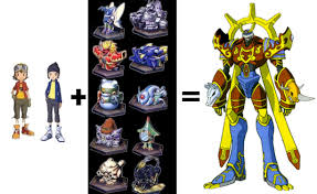 Digimon Digivolution Chart Season 1 Digivolution Digimonwiki Fandom