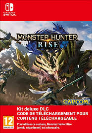 All weapon types in monster hunter rise. T53bwt Yx6qprm