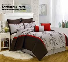 latest trend and contemporary bedding sets editeestrela design in