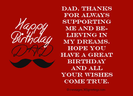 Birthday Quotes For Dad Classy Birthday Wishes For Dad 48greetings