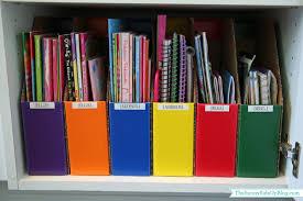organizing kids coloring books