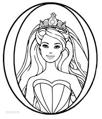 Small Picture Download Coloring Pages Barbie Coloring Pages Free Barbie