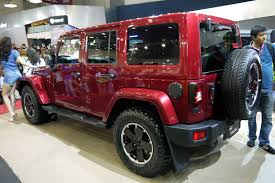 jeep wrangler sahara volcano uses a gasoline engine 3 6 liter pentastar v6 284 hp and 347 nm of torque five sd automatic transmission featured ers