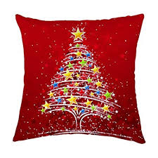 24 Inch Christmas Pillow Covers