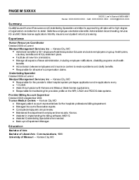 Best Credentialing Specialist Resume Contemporary - Simple resume .