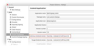 Understanding Android Api Levels Xamarin Microsoft Docs