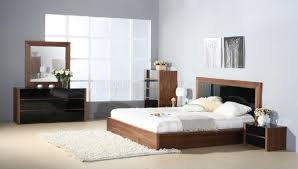 Black And Walnut Bedroom Furniture Popular Model Bathroom In Black - Black and walnut bedroom furniture
