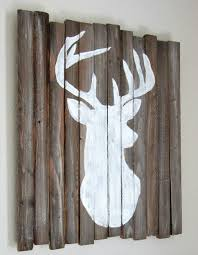 deer head shilhouette