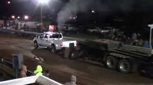 xtreme duramax performance video of lynnville tn sel truck pull 3 29 2016
