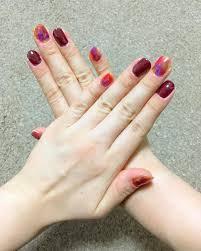 キャンドゥのリキュールネイルおすすめ新作色種類塗り方を紹介sns