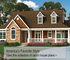 Our Most Popular Budget Friendly House Plans Dfd House Plans    House Plans Amp Home Plans From Better Homes And Gardens inside Country House Plans On A
