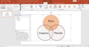 How To Create A Venn Diagram In Powerpoint How To Create A Venn Diagram In Powerpoint