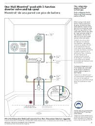 installing new shower faucet s in this series 1 how to replace better moen tub and