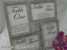 Make Your Own Seating Chart Boards Items Similar To Silver