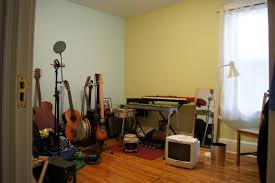Music Living Room The Music Room Before Christine Bougie
